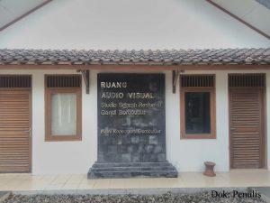 Studio Sejarah Restorasi Perwujudan Kecil Candi Borobudur (2)