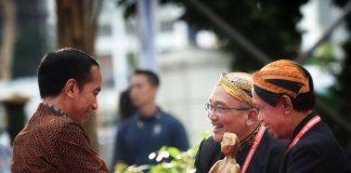 Ismijono Tokoh Kebudayaan Borobudur