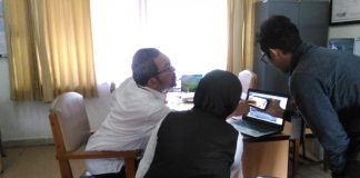 Teknologi 3D Relief Lalitavistara Borobudur
