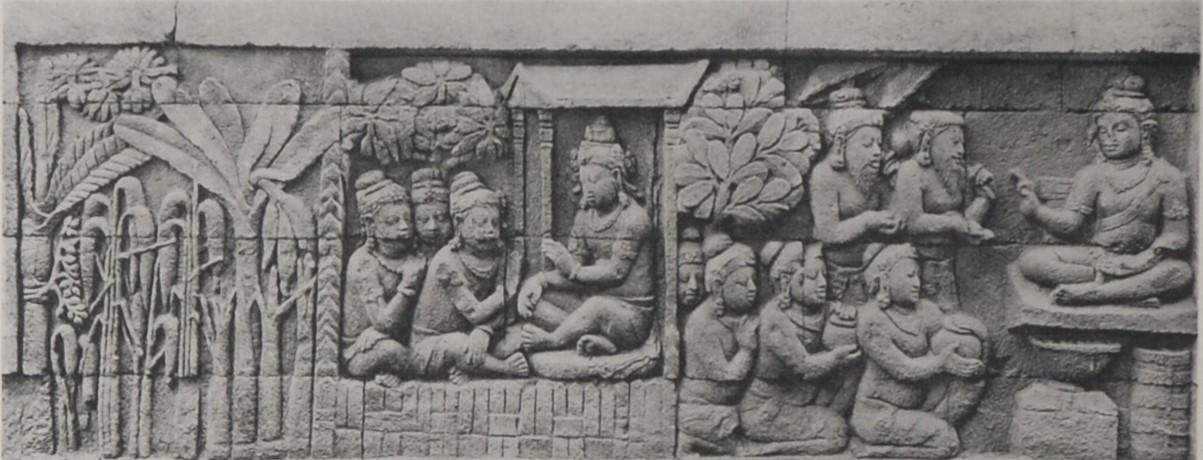 You are currently viewing Identifikasi Relief Tanaman Candi Borobudur dan Candi Mendut