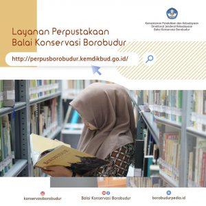 Read more about the article Layanan Perpustakaan Balai Konservasi Borobudur