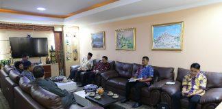 Kunjungan DPRD Kabupaten Rembang