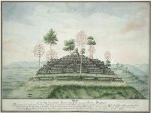 Read more about the article Cornelius Menggoreskan Gambar Borobudur