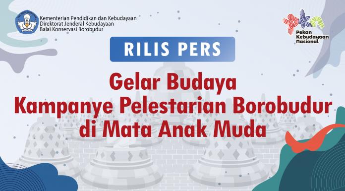 Rilis Pers; Gelar Budaya Kampanye Pelestarian