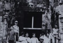 Peserta pelatihan SPAFA melakukan kunjungan ke Candi Kalasan (38344) (Arsip Pemugaran Borobudur)