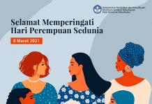 Selamat Hari Perempuan Sedunia