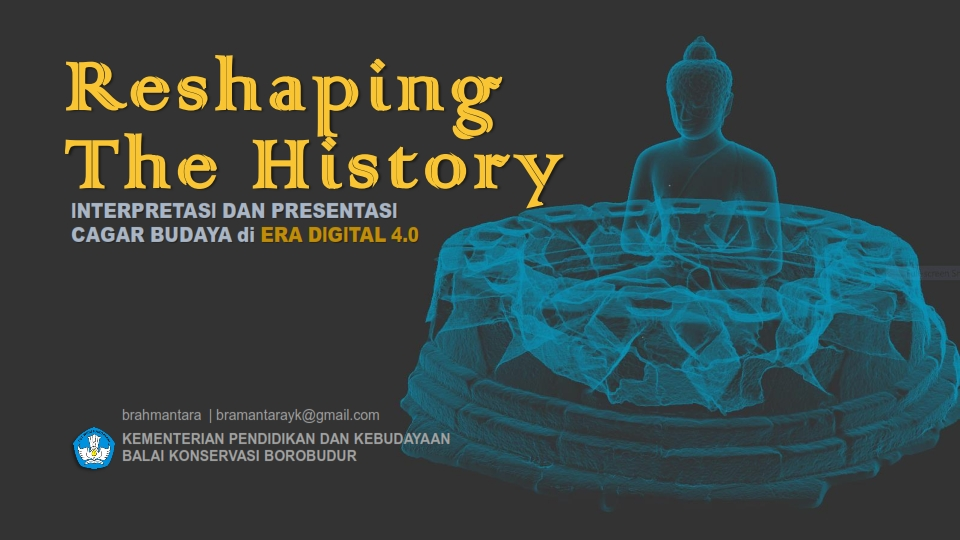 Read more about the article Reshaping the History