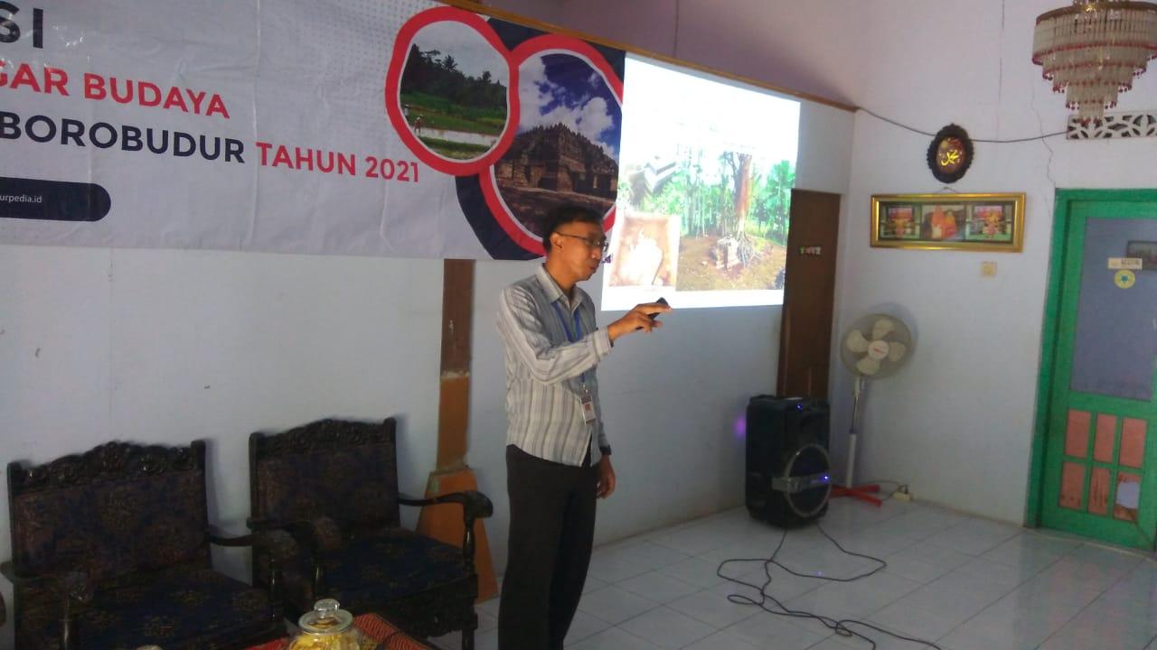 Read more about the article Sosialisasi Pelestarian CB di Situs Plandi