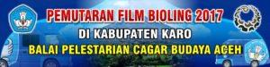 Read more about the article Pemutaran Film Bioling di Desa Sigarang-garang Kabupaten Karo Maret 2017