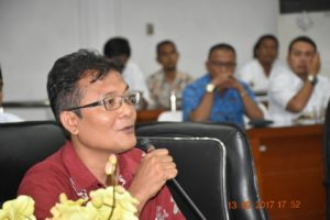 Read more about the article Kepala BPCB Aceh menghadiri undangan dengar pendapat DPRK Banda Aceh  Tentang IPAL TPSA Kota Banda