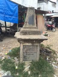 Read more about the article Tugu Belanda (Makam Belanda) di Panton Labu Kabupaten  Aceh Utara