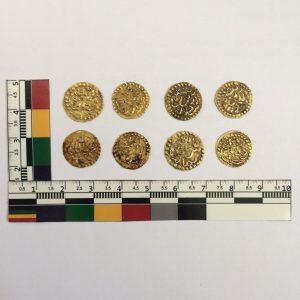 100 Gambar Uang Emas Kerajaan Aceh Kekinian
