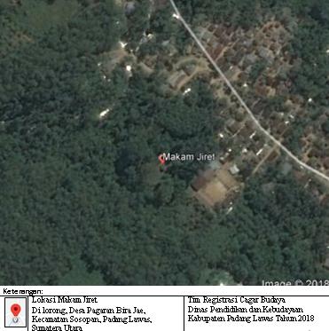 Profil Situs Biaro Candi Tandihat Iii Padang Lawas Sumatera Utara