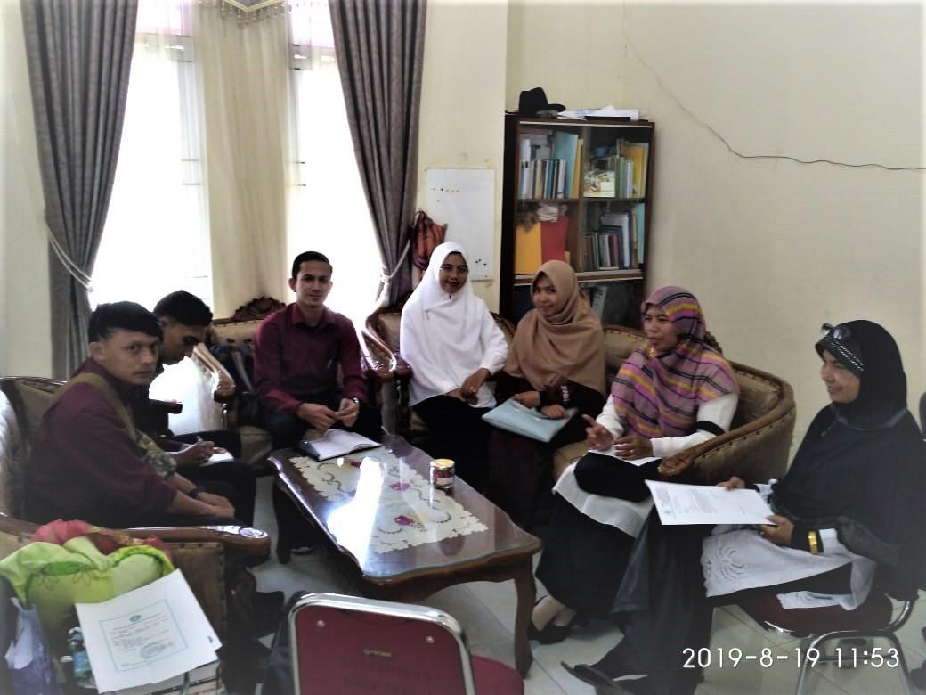 Mahasiswa Uin Ar Raniry Banda Aceh Magang Di Bpcb Aceh
