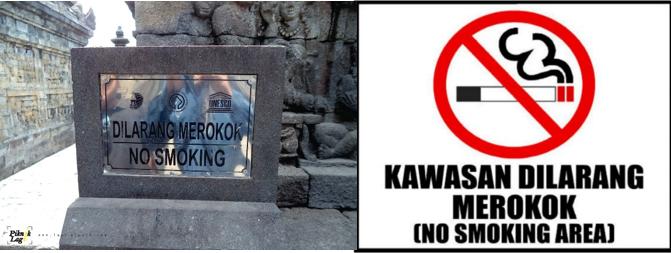 Read more about the article Himbauan Dirjenbud Situs Cagar Budaya Bebas Asap Rokok