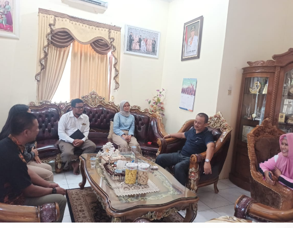 Read more about the article BPCB Aceh dan Balar Sumut di Dampingi Kabid. Kebudayaan Padang Lawas mengunjungi lokasi temuan Struktur Batu Bata di Desa Pulau Bariang, Huristak, Padang Lawas, Sumatera Utara