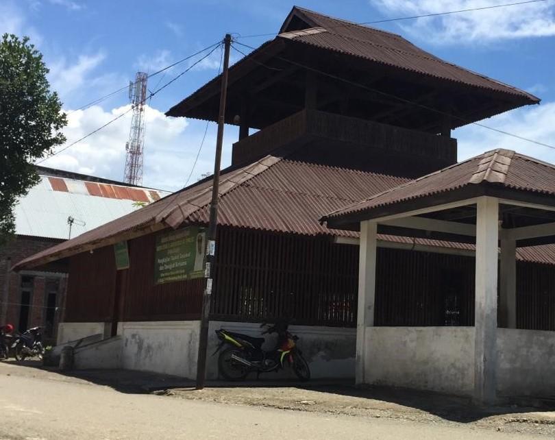 Read more about the article Tim Registrasi Cagar Budaya Kota Banda Aceh mengusulkan Bangunan Mesjid Tuha Ulee Kareng sebagai cagar budaya