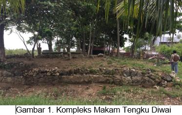Read more about the article Kompleks Makam Teungku Diwai diajukan Tim Registrasi Cagar Budaya Kota Banda Aceh sebagai cagar budaya