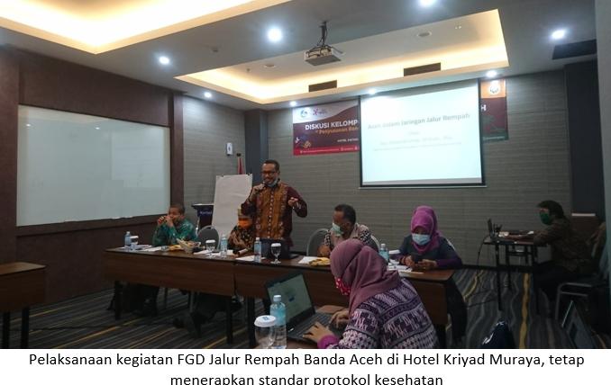 Read more about the article BPCB Aceh sukses memantik semangat pelestarian Jalur Rempah Kota Banda Aceh