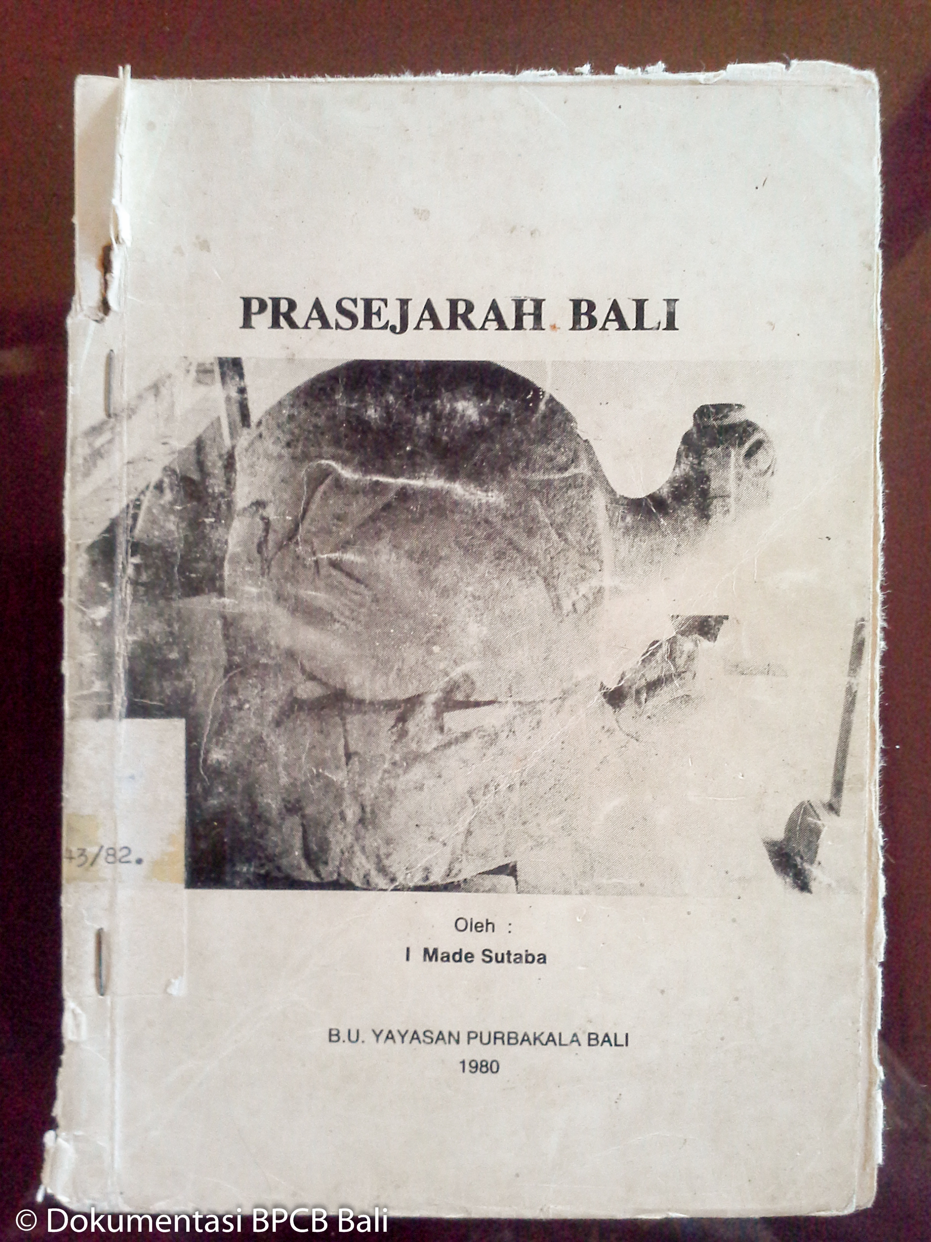 You are currently viewing Buku Prasejarah Bali