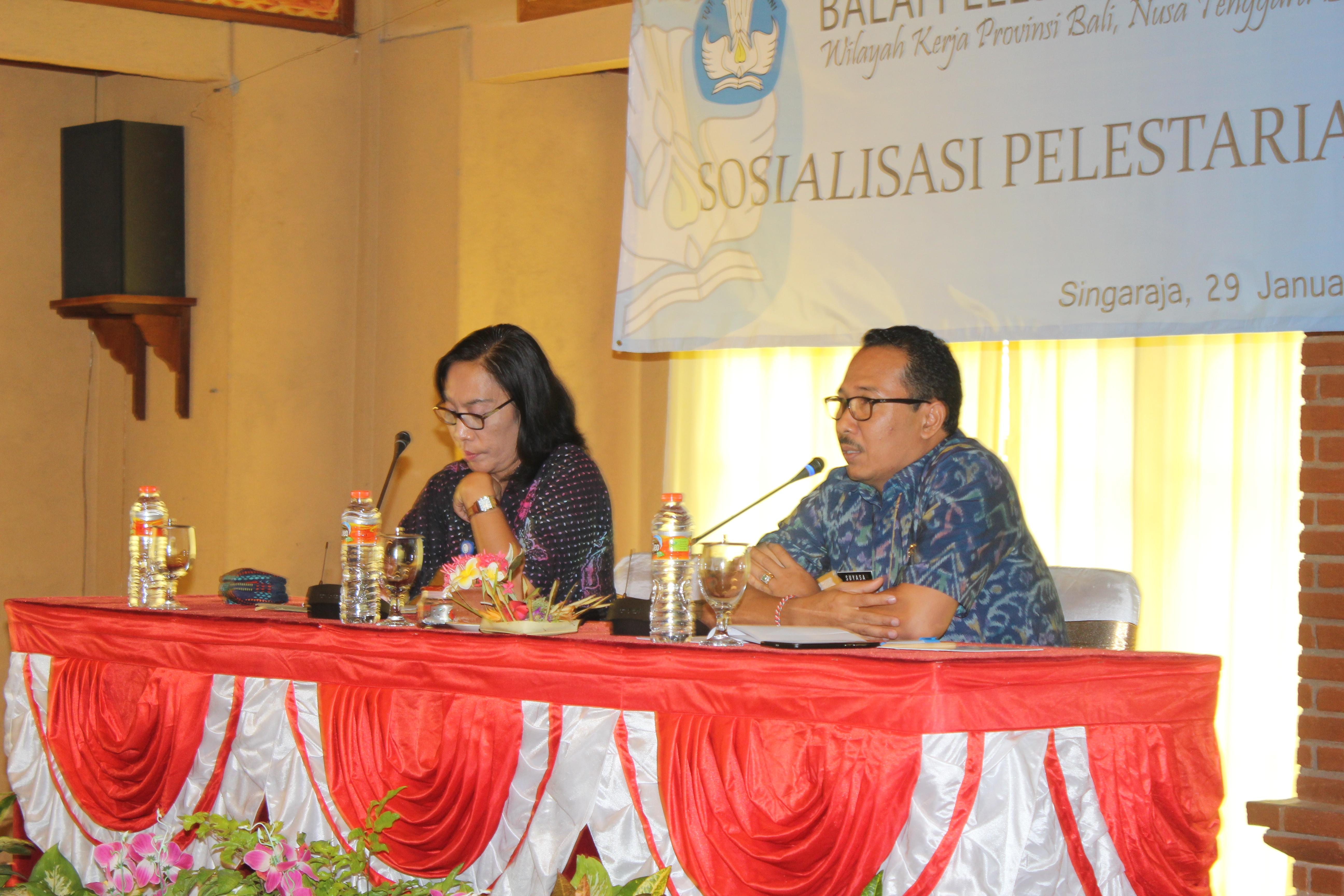 Read more about the article SOSIALISASI PELESTARIAN CAGAR BUDAYA DI KABUPATEN SINGARAJA, 29 JANUARI 2016