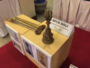 Read more about the article BPCB Bali workshop konservasi berbahan perunggu pada Pertemuan Museum Se-Indonesia