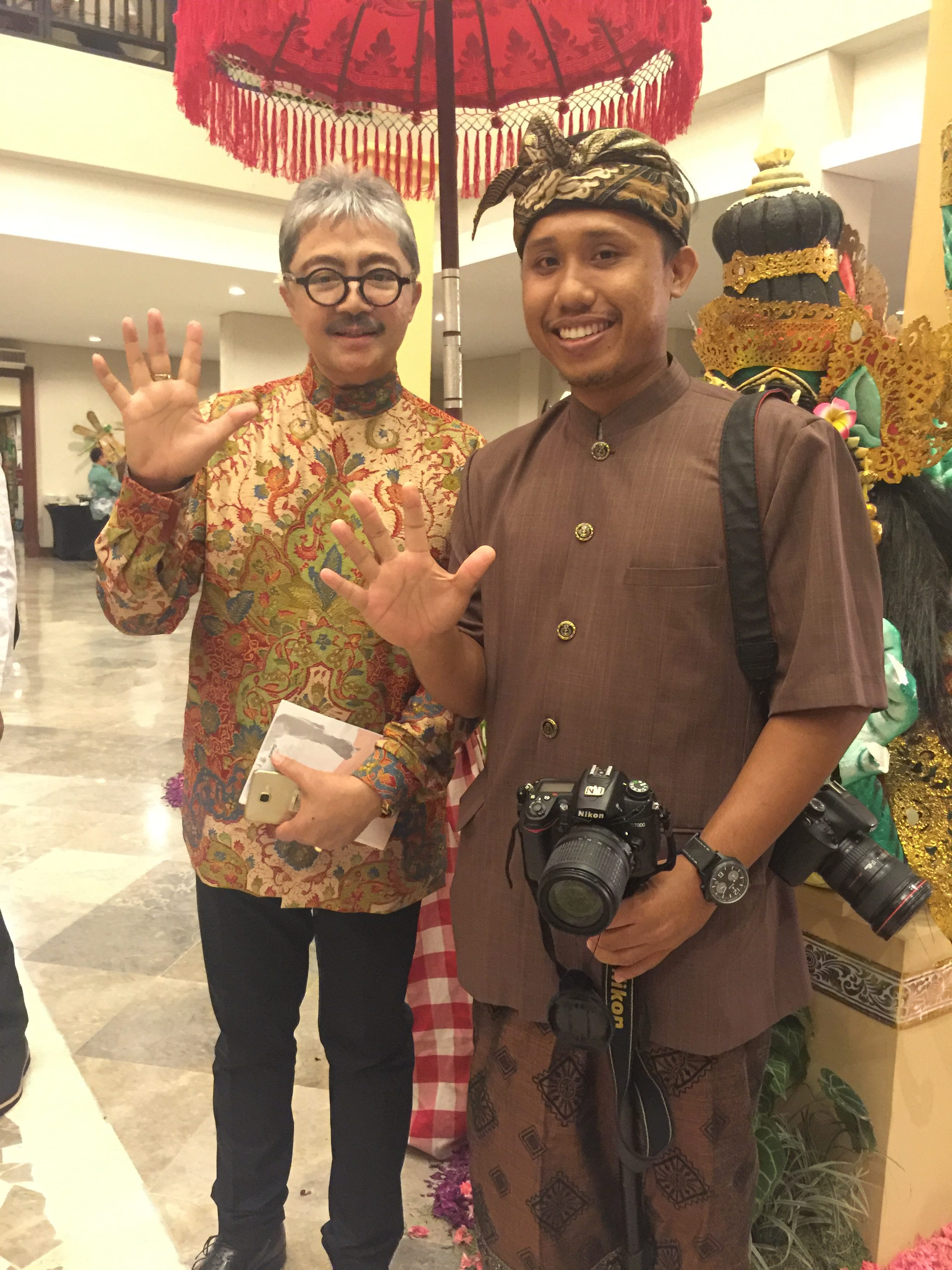 Read more about the article Harry Dharsono : Inovasi dan Sensasional Museum Indonesia