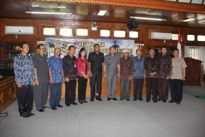 Read more about the article Pelantikan Tim Ahli Cagar Budaya Kabupaten Gianyar oleh Bupati Gianyar