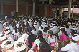 Read more about the article MPLS (MASA PENGENALAN LINGKUNGAN SEKOLAH) SISWA SISWI  SMP  DI   MUSEUM GEDUNG  ARCA