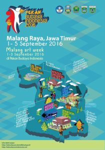 Read more about the article Pekan Budaya Indonesia 2016 di Kota Malang, Jawa Timur