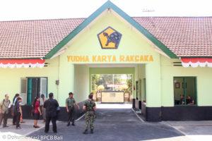 Read more about the article Komando Daerah Militer IX Udayana Batalyon Zeni Tempur 18