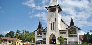 Gereja Katedral ST Yoseph Maumere