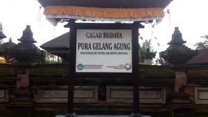 "Read more about the article ""POTRET"" Potensi Benda Cagar Budaya Di Pura Gelang Agung,"