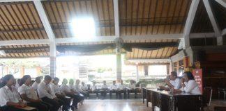 Ujian Assesment Pegawai Honorer BPCB Bali