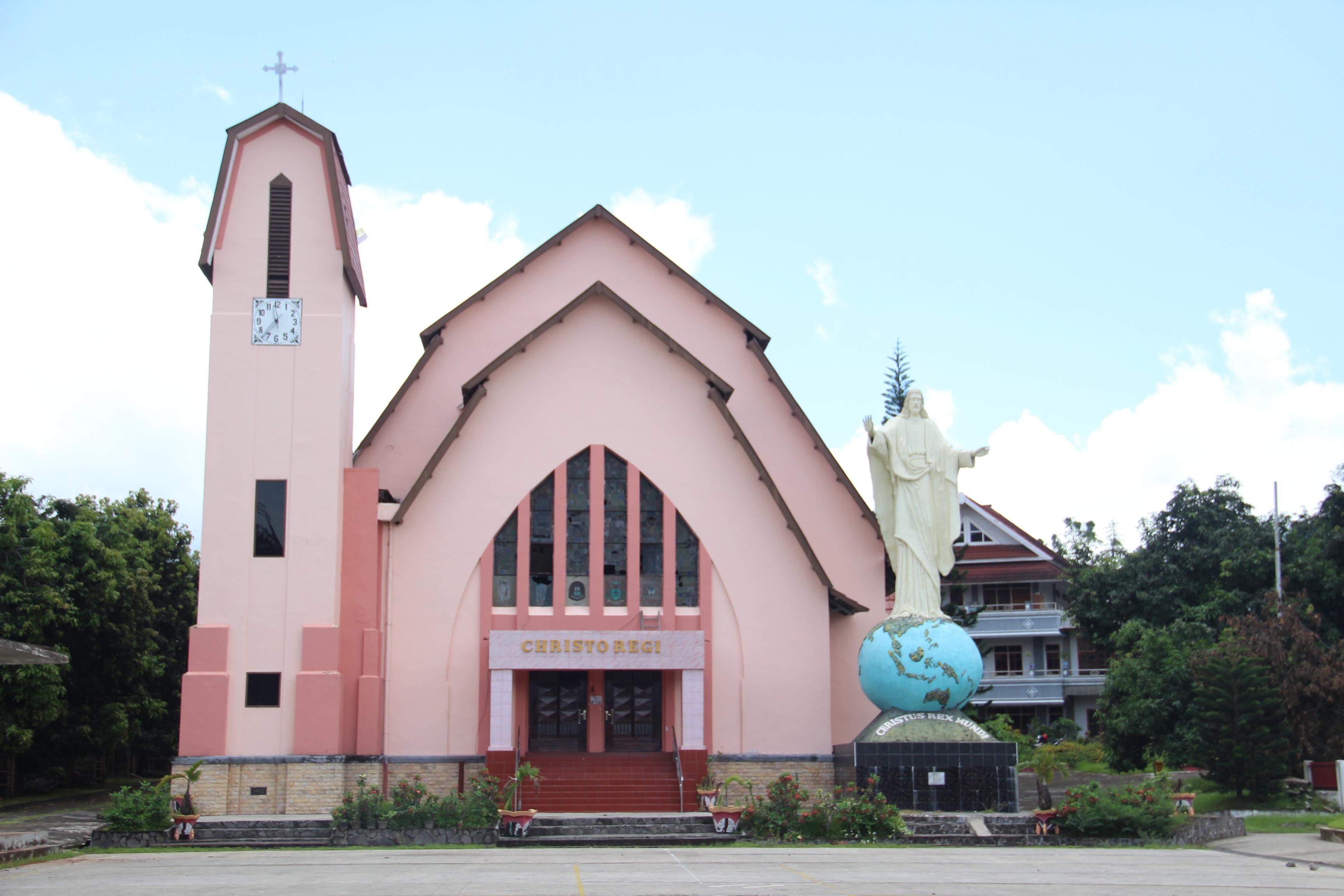 Read more about the article Situs Gereja Paroki Kristus Katedral Ende