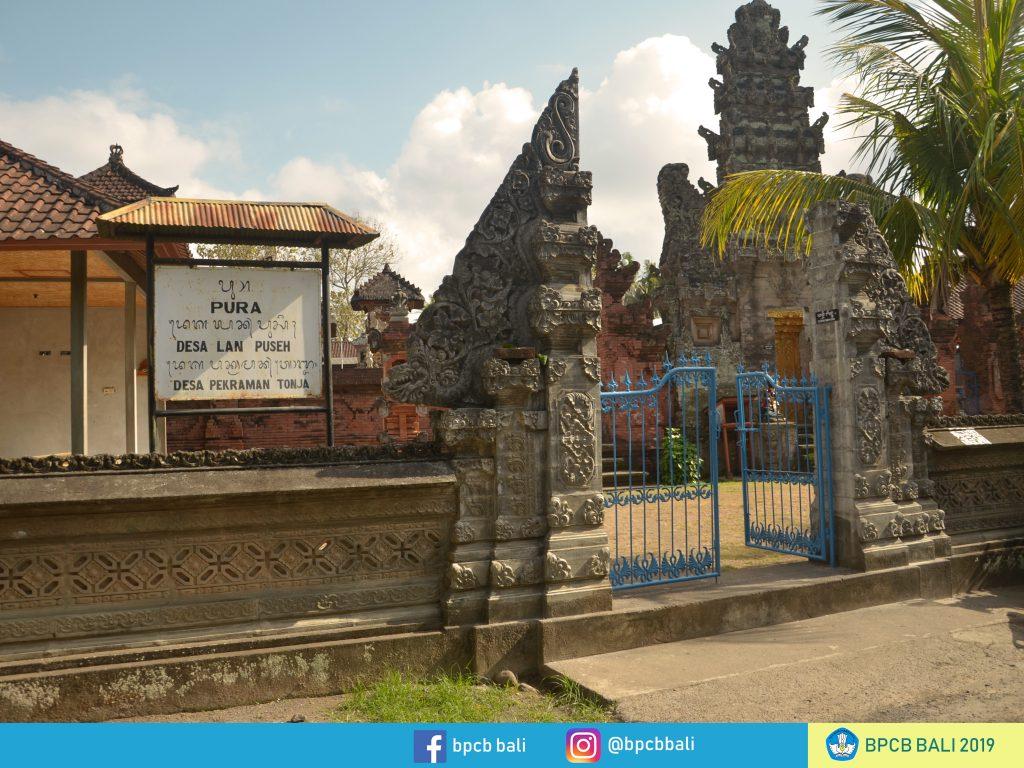 Cagar Budaya Pura Desa Lan Puseh c616693459