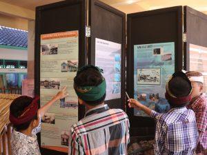 Read more about the article Pameran Cagar Budaya Dekati Generasi Muda