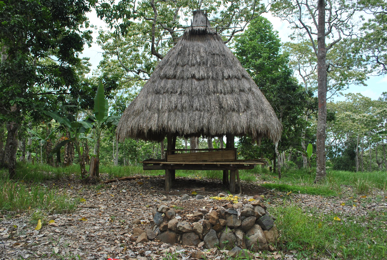 Rumah Adat Banglaweni Balai Pelestarian Cagar Budaya Bali