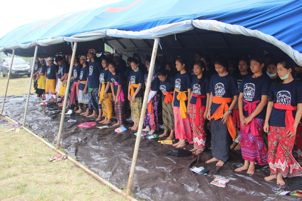 Read more about the article Kemah Pelestarian Cagar Budaya