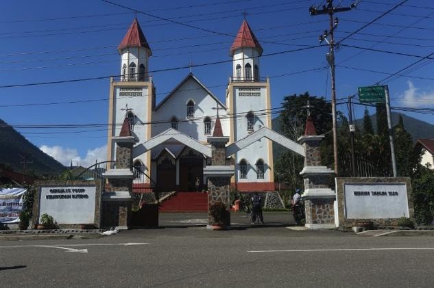 Read more about the article Inventarisasi Situs Katedral Lama (Gereja ST. Yosep Keuskupan Ruteng)