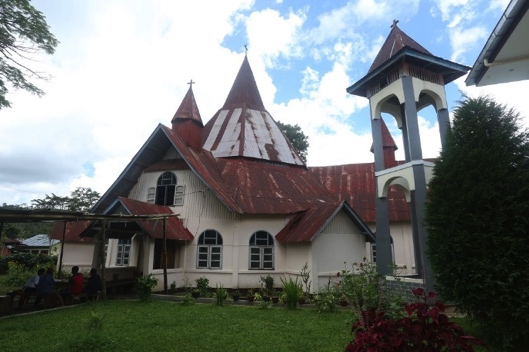 Read more about the article Inventarisasi Situs Gereja Pagal