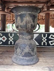 Read more about the article Kegiatan Studi Konservasi Cagar Budaya/Objek Diduga Cagar Budaya di Rumah Adat Kolwah