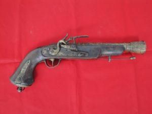 Read more about the article Pistol VOC koleksi BPCB Banten