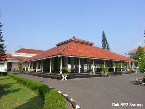Read more about the article Pendopo Kabupaten Lebak