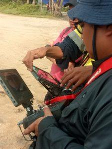 Read more about the article Pemetaan Cagar Budaya Kawasan Banten Lama, Dari Pagar Zig-Zag Hingga Struktur Ikan Pari