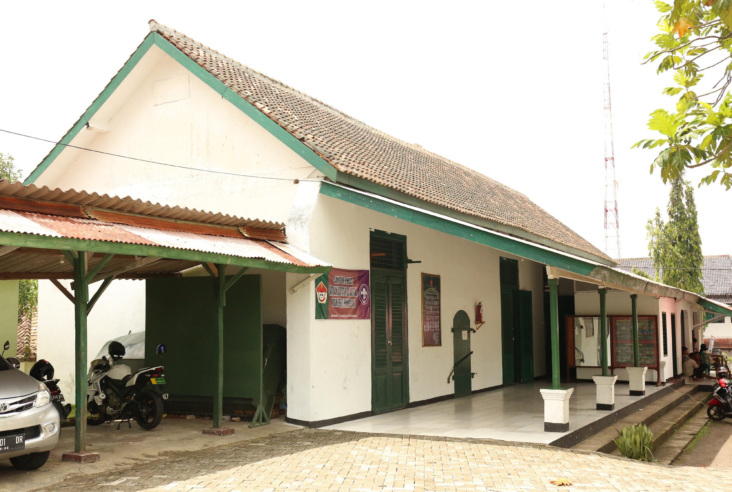 Read more about the article Gudang Peluru Gudang Peluru Markas Komando Distrik Militer 0601 Pandeglang