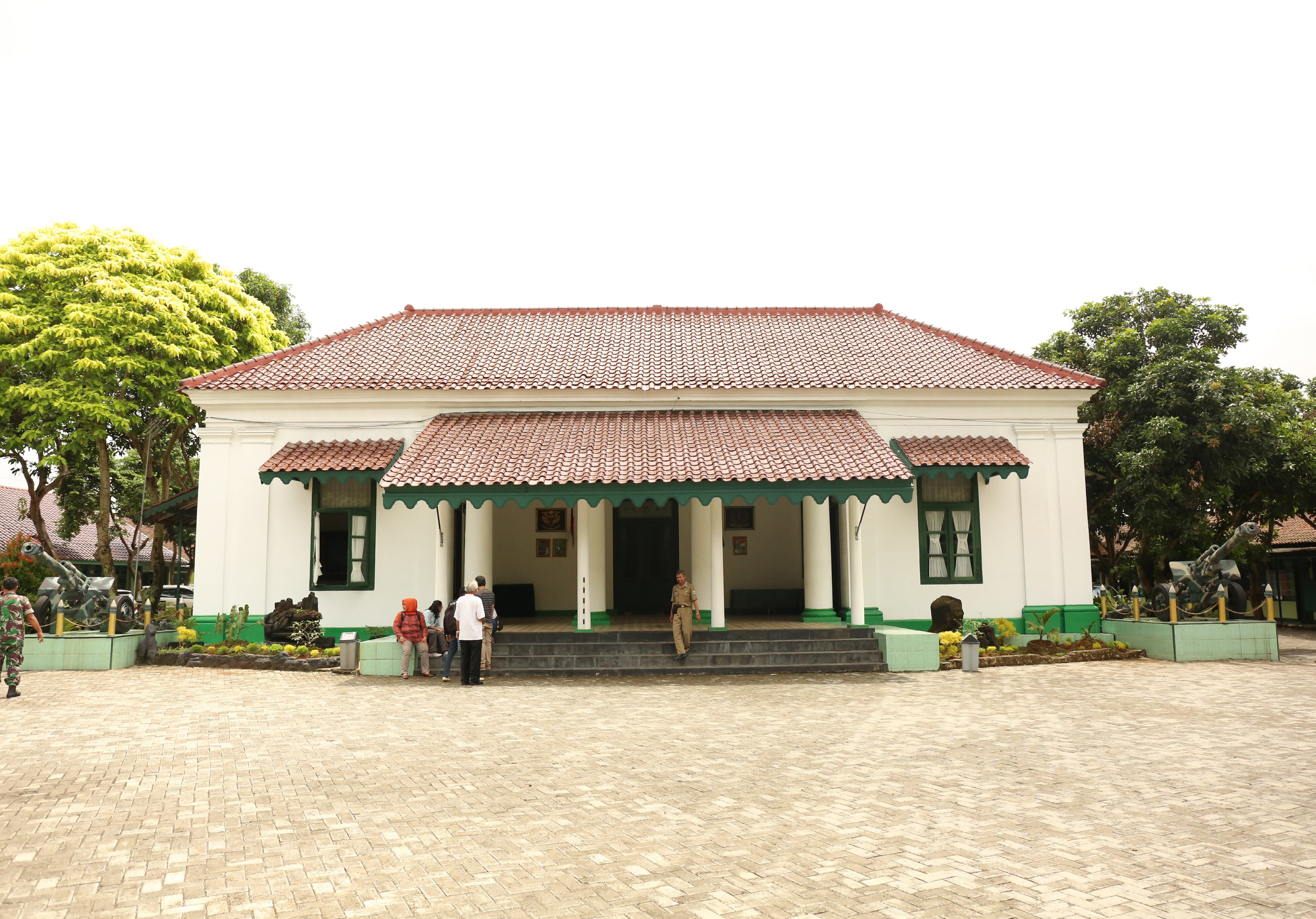 Read more about the article Gedung MAKODIM 0601 Pandeglang