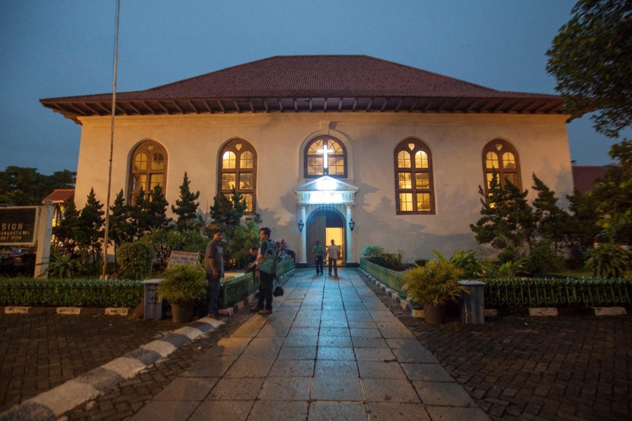 Read more about the article Gereja Sion: Tertua di Batavia
