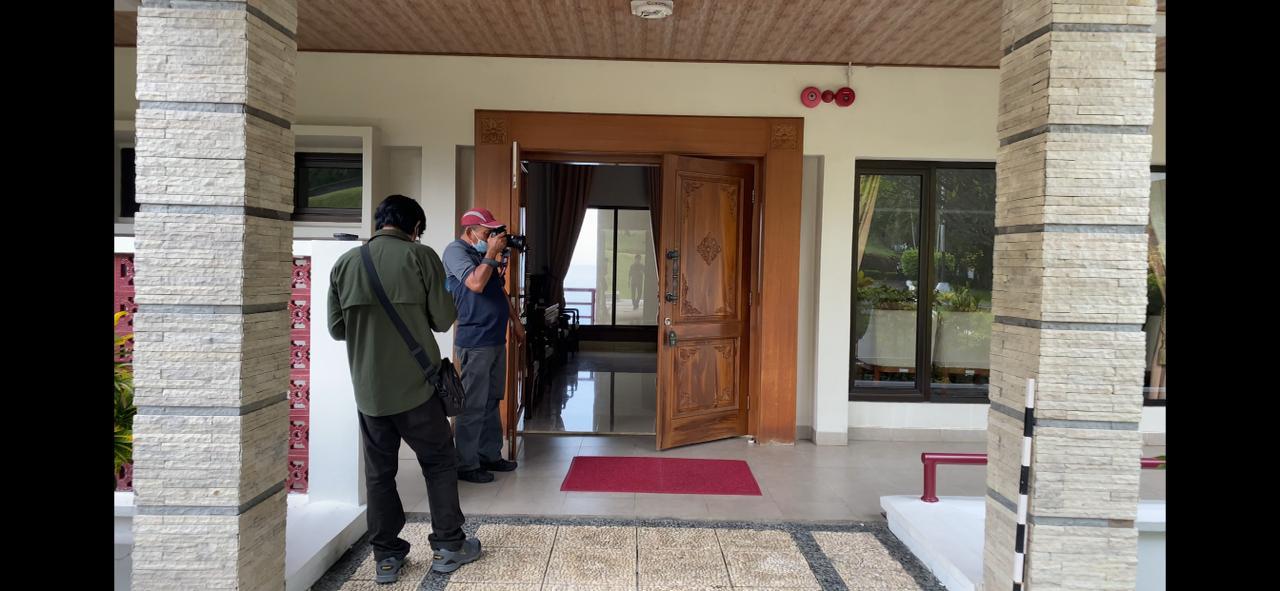 Read more about the article Pendokumentasian  Pesanggrahan Tenjoresmi (Istana Presiden Sukabumi)