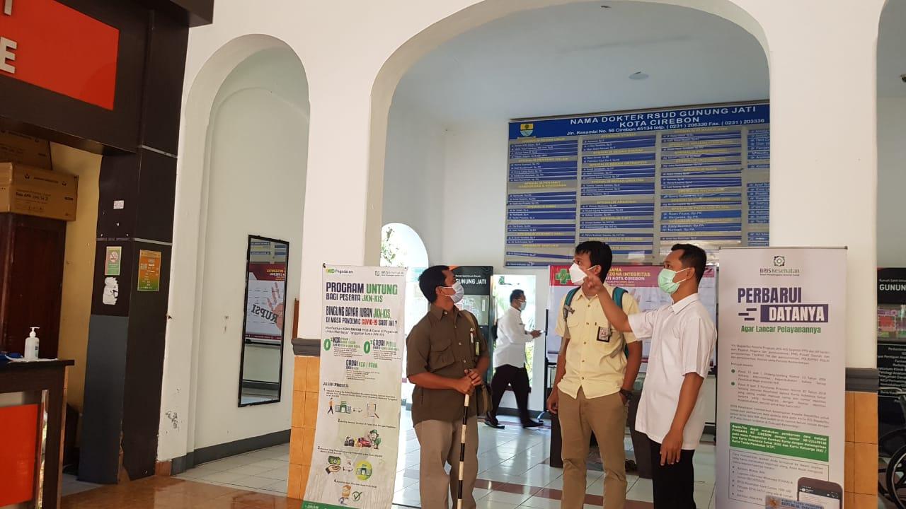 Read more about the article BPCB Provinsi Banten Meninjau Rencana Renovasi Rumah Sakit Daerah Gunung Jati Kota Cirebon